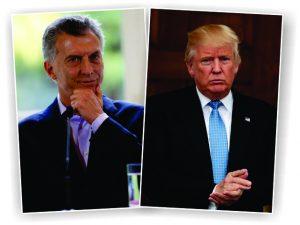 Projeto de Trump em Buenos Aires ganha novo fôlego após conversa com Macri