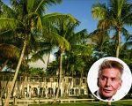 Calvin Klein e a mansão em Miami Beach