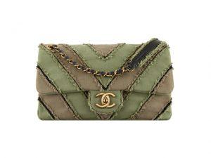 Desejo do Dia: Chanel pronta para o combate com sua Flag Bag