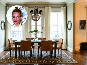 Uma Thurman vende apartamento em NY por valor acima do preço de venda