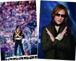 Michael Jackson e Yoshiki Hayashi