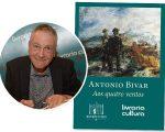 Antonio Bivar e a capa do livro