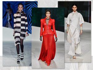 Os looks que passaram pela passarela do SENAI Brasil Fashion. Vem!