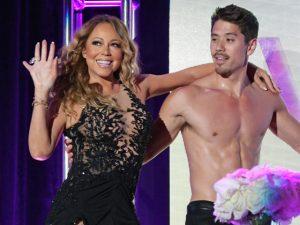 Com fim de noivado, Mariah Carey está saindo com um de seus dançarinos