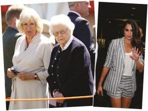 Vovó e madrasta ainda não aprovaram a namorada do príncipe Harry. Ui!