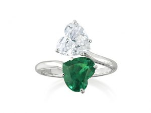 Desejo do Dia: amor eterno no anel da bridal collection Amsterdam Sauer
