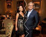 Lucila e Jorge Elias: separados após 35 anos de casamento