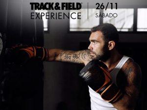Track&Field arma um aulão em São Paulo com Chico Salgado