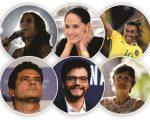 Os brasileiros que se destacaram no ano na imprensa mundial