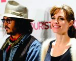 Johnny Depp e Angelina Jolie