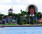O resort Mar-a-Lago, na Flórida