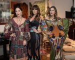 Mariana Brennand, Adriana Barra e Stephanie Wenk
