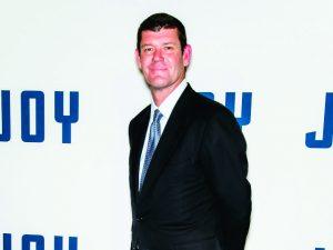 James Packer, ex-noivo de Mariah Carey, é alvo de investigação em Israel