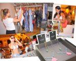 Convidados na Casa Glamurama Trancoso conferem as novidades da marca Amaro