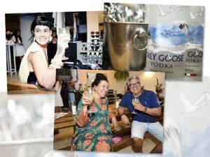 Grey Goose arma drinks mil no terceiro dia da Casa Glamurama Trancoso
