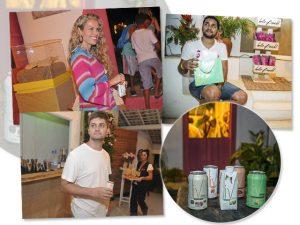 Liv Drinks refrescou a vida dos glamurettes no nosso QG na Bahia