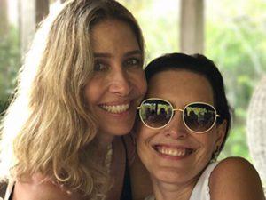 Andrea Pinheiro e Newton Simões reúnem turma ótima em Trancoso