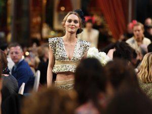 Alice Dellal, Lily-Rose Depp e Pharrell Williams na passarela da Chanel!