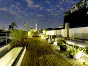 Espera com vista: Jamile Restaurante inaugura rooftop