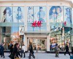 Fachada da H&M em Toronto, no Canadá. Este ano a empresa quer inaugurar