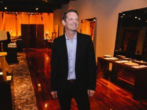 Chef brasileiro David Hertz participa pela quarta vez de Davos