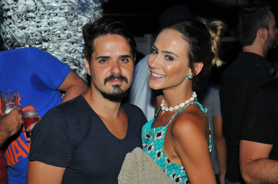Arthur Ribeiro e Mariana Coelho