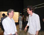 Cândido Pessoa e Peter Endemann