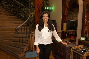 Laces do Itaim teve bate-papo sobre astrologia com Titi Vidal