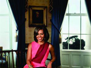 Nova Oprah? Palestrante? Presidente? O futuro de Michelle Obama promete…