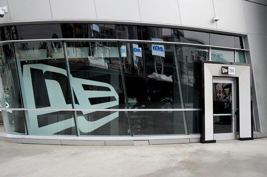 Nova loja da New Era em L.A