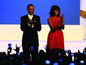 Os Obama receberão famosos nesta sexta para despedida da presidência