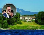 A casa de Schumacher em Gland, na Suíça