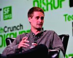 Evan Spiegel, co-fundador e CEO do Snapchat