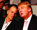 Tom Brady e Donald Trump