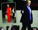 Caitlyn Jenner e Donald Trump