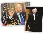 Donald Trump e Graydon Carter