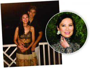 Wendi Deng, ex de Rupert Murdoch, está namorando modelo de 21 anos
