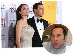 Divórcio de Brad Pitt e Angelina Jolie vai virar documentário
