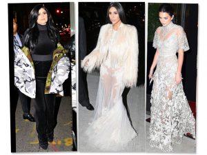 Kim Kardashian e Kylie e Kendall Jenner levam vida real à ficção. Entenda