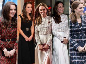 Kate Middleton tem truque para evitar apertos de mão indesejados. Vem saber!