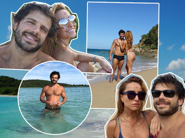 Sabrina Sato e Duda Nagle juntos em Porto Rico!