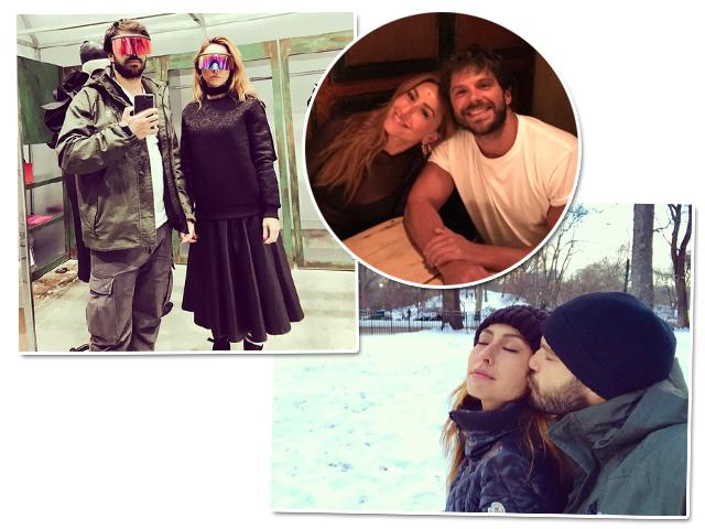 Sabrina Sato e Duda Nagle: só love em Nova York...
