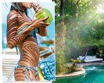 Detalhes da Uxua Casa Hotel & Spa, em Trancoso, único hotel brasileiro no