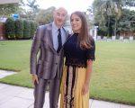 Benjamin Genocchio e Camila Yunes Guarita