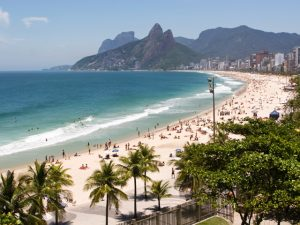 Air France vai brindar o verão com sunset no rooftop do Hotel Sofitel Ipanema