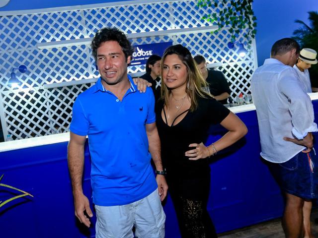 Iquinho Facchini e Rafa Cury