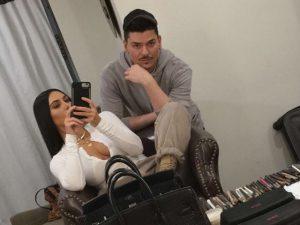 Kim Kardashian anuncia sua primeira aparição pública depois de sequestro