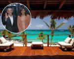 Michelle e Barack Obama: enfim, férias...