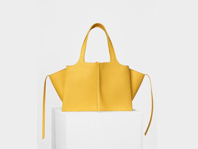 Must have da vez: a bolsa Tri-Fold da Céline    Créditos: Divulgação