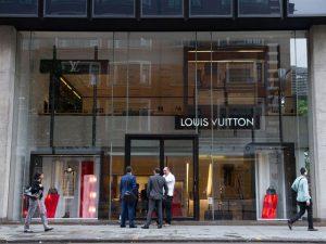 Loja da Louis Vuitton em Londres é roubada pela 2ª vez em 2 anos